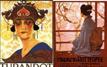 Turandot e Madame Butterfly