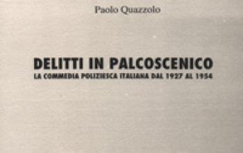 La commedia poliziesca italiana degli anni Trenta