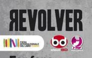 Revolver al Salone di Torino