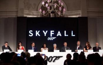 Skyfall, il ventitreesimo film di James Bond