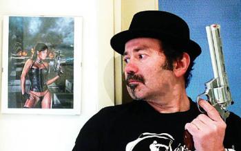 Intervista a Stephen Gunn, terza parte