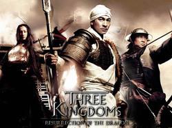 "Grande cast per ""Three Kingdoms"""