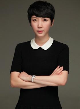 La regista Kim Do-young