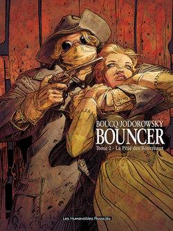 Una copertina di Bouncer dell'edizione originale francese