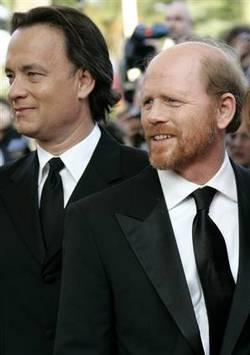 Tom Hanks e Ron Howard