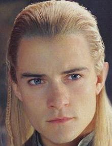 Orlando Bloom è l'elfo Legolas