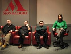 Sergio Altieri, Stefano Di Marino, Mauro Smocovich e Angelica Tintori