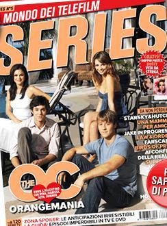 Una copertina della serie regolare di Series