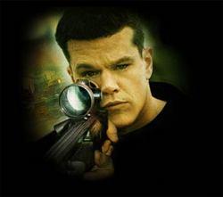 Matt Damon è il fuggiasco Jason Bourne