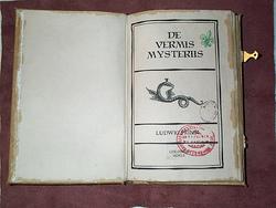 """Ricostruzione del """"De Vermis Mysteriis"""""""