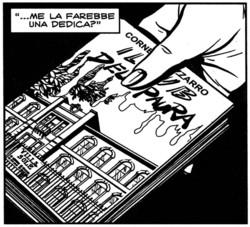 """""""Il club della paura"""", primo best seller di Cornelio"""