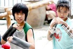 "Sasisa e Nantawooti in ""5 Power Kids"""