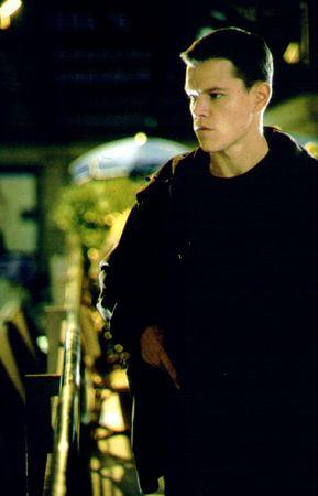 Matt Damon nel ruolo di Jason Bourne (foto di Egon Edrenyi