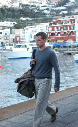 Matt Damon nel ruolo di Jason Bourne (Copyright 2004 Universal Studios)