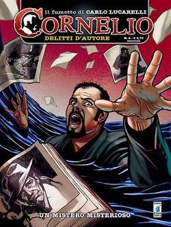 La copertina del numero 6