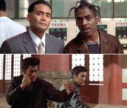 Mark Dacascos, Collio, Aaron Kwok e Wang Lee-Horn