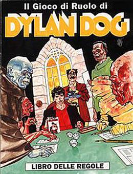Il gioco di ruolo di Dylan Dog