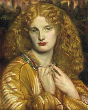 Helen of Troy (Dante Gabriel Rossetti, 1863)