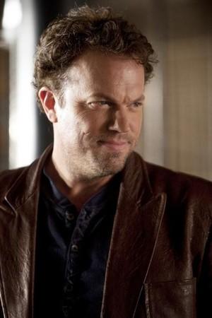Lo sgradevole detective Ethan Slaughter (Adam Baldwin): un nuovo futuro personaggio della serie?
