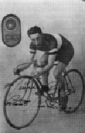 Girardengo in bicicletta