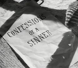 """""""Confessioni di un peccatore"""""""