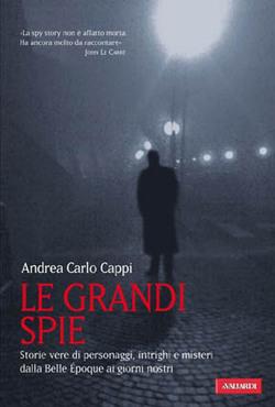 """""""Le grandi spie"""" Vallardi, cartaceo ed ora anche eBook"""