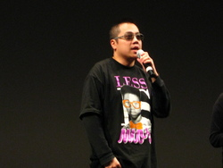 Il regista Pang Ho-cheung