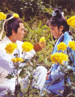 Ti Lung e Lee Ching