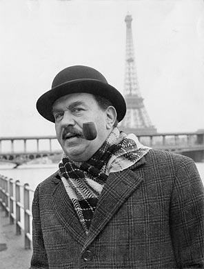 Gino Cervi come Maigret