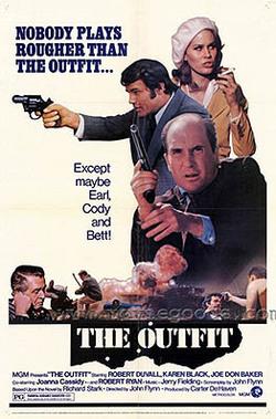"""""""Organizzazione crimini"""" con Robert Duvall nel ruolo di Parker"""