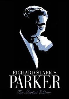Copertina della graphic novel di Darwyn Cooke dedicata a Parker