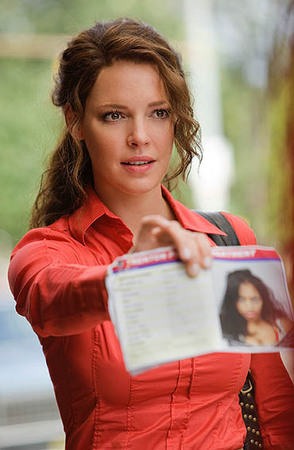 Stephanie Plum, interpretata da Katherine Heigl