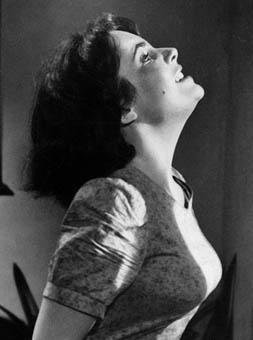 "Elizabeth Taylor nel film ""Improvvisamente l'estate scorsa"" (1959)"
