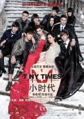 La locandina del film cinese <br>Tiny Times 1