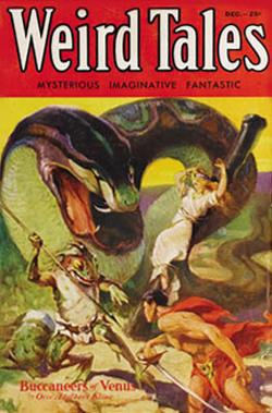Weird Tales, dicembre 1932