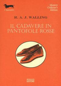 Il cadavere in pantofole rosse