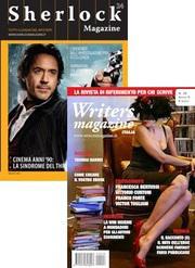 Sherlock and Writers Magazine