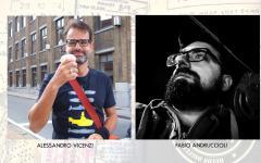 Fabio Andruccioli e Alessandro Vicenzi raccontano Delos Passport