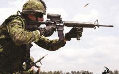 M16, fucile d'assalto (Odoya)