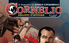 Cornelio, Delitti d'Autore - n° 1 Il club della paura