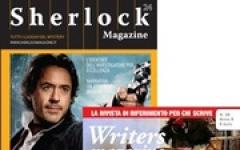 Sherlock and Writers Magazine