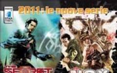 Star Comics: le nuove serie del 2011