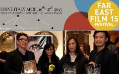 Si è concluso il Far East Film Festival 15