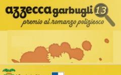 Premio Azzeccagarbugli al Romanzo Poliziesco 2013