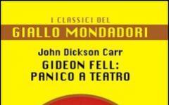 Gideon Fell: Panico a teatro