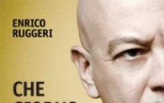 Enrico Ruggeri a Tutti i colori del giallo
