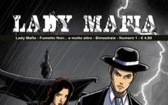 Lady Mafia, un cuore noir in edicola