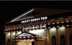 Tutti al Crazy Horse Too