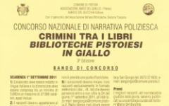 Crimini tra i libri