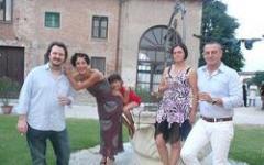 Simone Sarasso a Orrori in villa